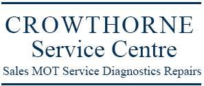 Mot and servicing * Crowthorne Service Centre